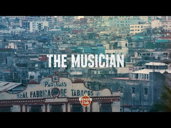 Havana Club Digital Ad -  The Musician