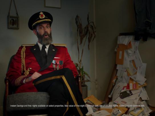 Hotels.com Film Ad - Binge