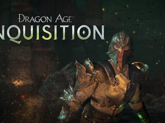 Dragon Age Film Ad -  The Breach
