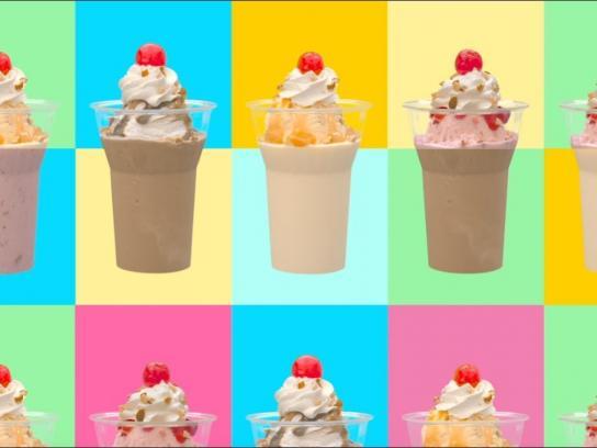 Baskin Robbins Film Ad - Got Me Like - Sundae Shakes