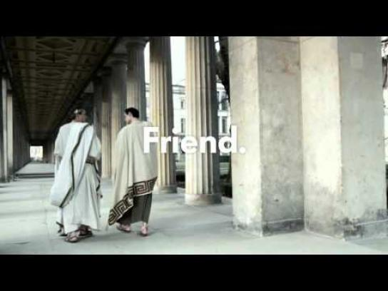 Volkswagen Film Ad -  Caesar & Brutus