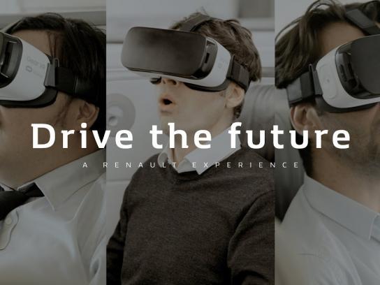 Renault Film Ad - Drive the future