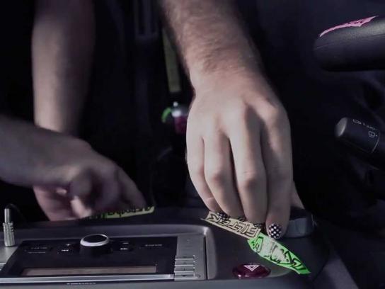 Honda Ambient Ad -  Drivemixer