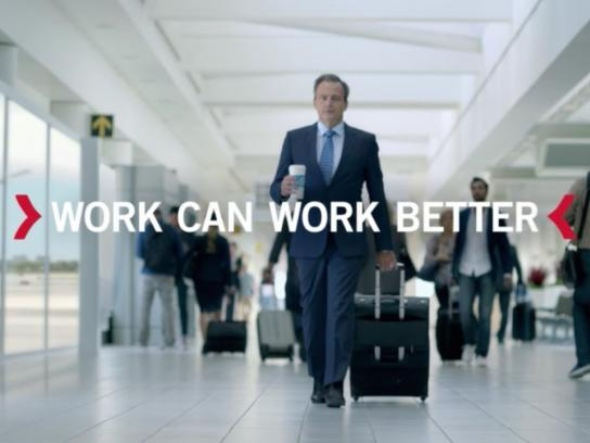 Xerox Film Ad -  Work can work better - Everybody's talking at me