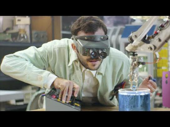 Motorola Film Ad -  The Maker