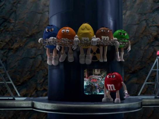 M&M's Film Ad -  Trailer