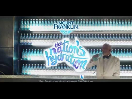 Mount Franklin Film Ad -  The nation's hydration