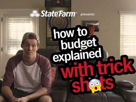 State Farm Film Ad - Your monthly budget