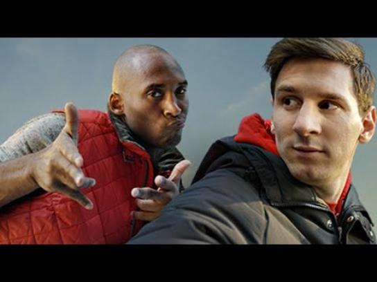 Turkish Airlines Film Ad -  Kobe vs. Messi, The Selfie Shootout