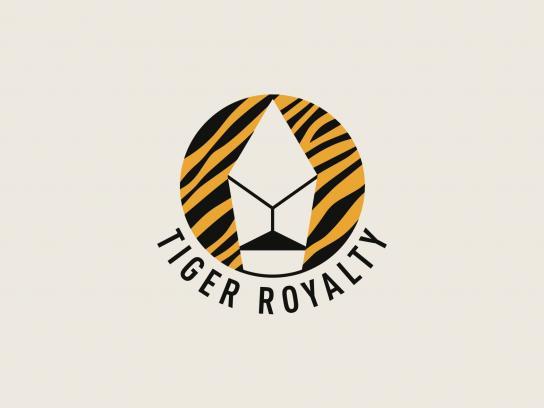 Panthera Digital Ad -  Tiger royalty
