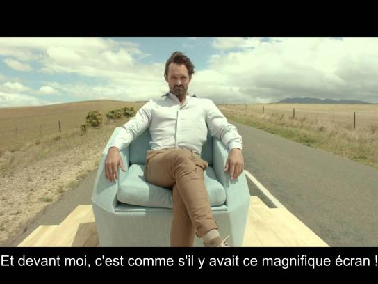 Peugeot Film Ad -  Living room