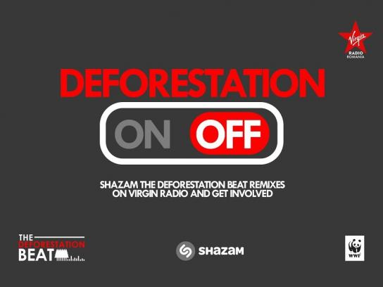 Virgin Radio Film Ad - The Deforestation Beat