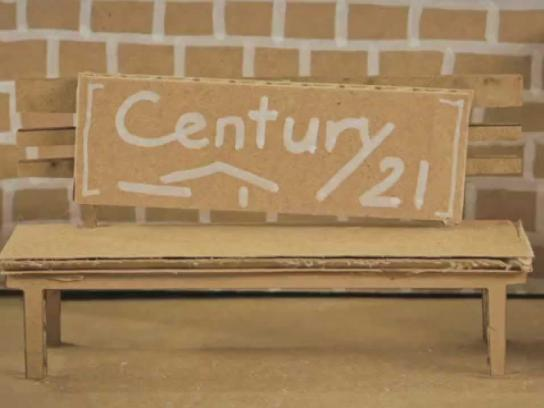 Century 21 Film Ad -  New city