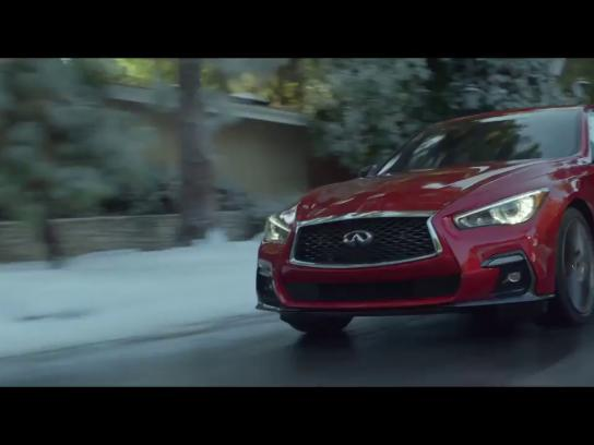 Infiniti Film Ad - Long Way