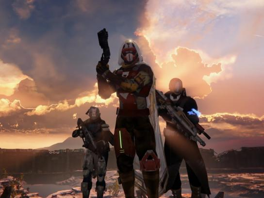Destiny Film Ad -  Launch