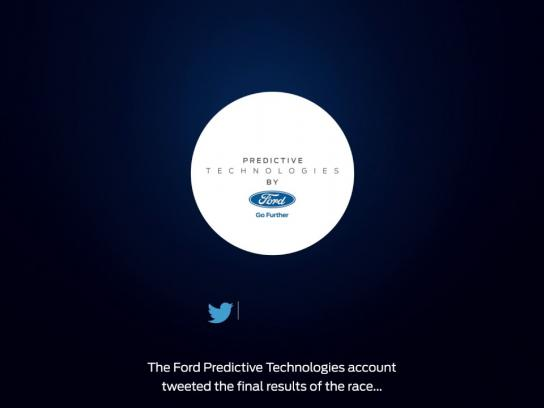 Ford Digital Ad - Predictive Tweets
