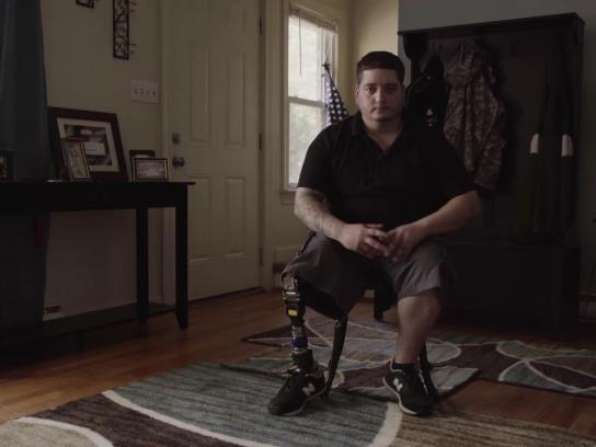 Lider Insurance Film Ad - Survivors - War
