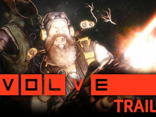 Evolve Digital Ad -  Happy Hunting