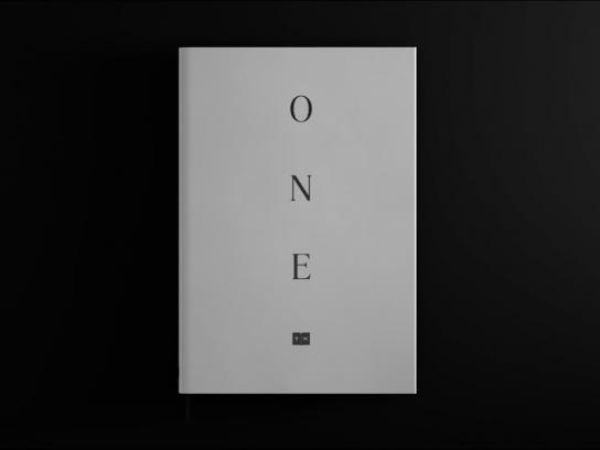 One Book For Peace Direct Ad - The One