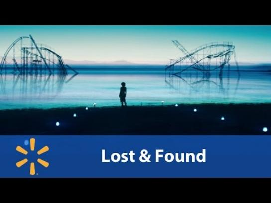 Walmart Film Ad - Lost & found
