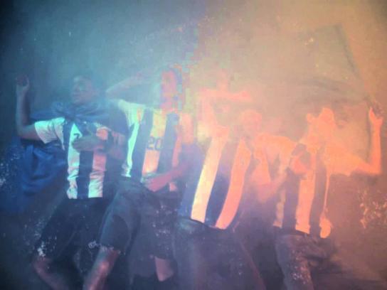 ONG Trânsito Amigo Film Ad -  Soccer