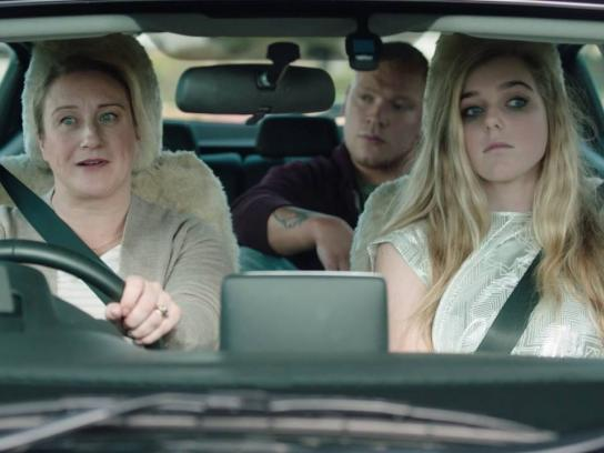 Western Australian Office of Road Safety Film Ad - Time with mum - girlfriend