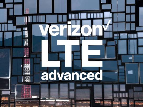 Verizon Film Ad - Next gen network