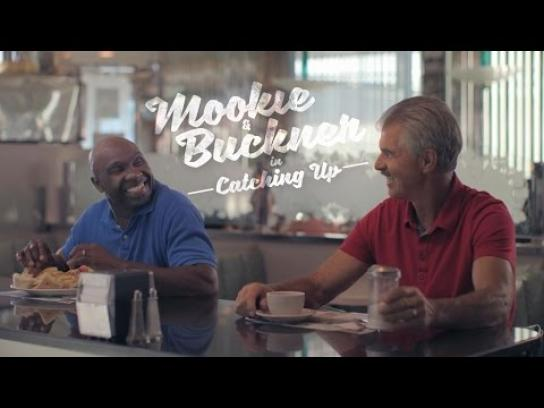 MLB Film Ad - Catching up