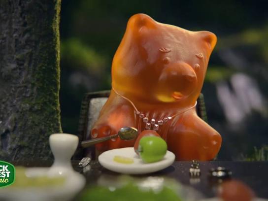Black Forest Organic Film Ad - Dinner
