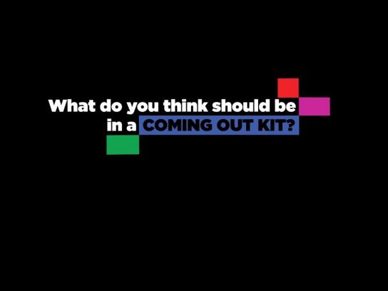 The Outside Project Direct Ad - Coming Out Kit