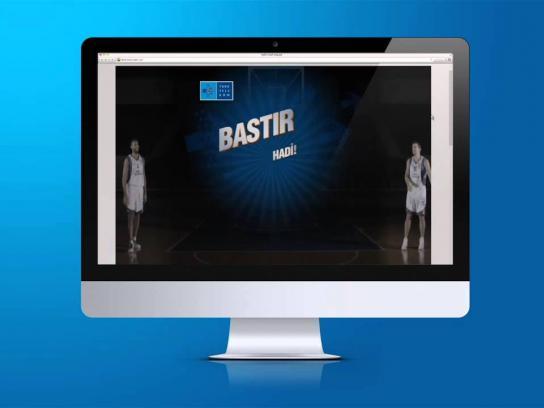 Turk Telekom Digital Ad -  BaskADball