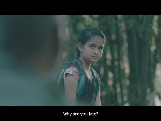 G-Gas Film Ad - Sanjit Chakraborty - The Blind Teacher