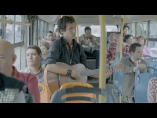 Samsung Film Ad -  Bus