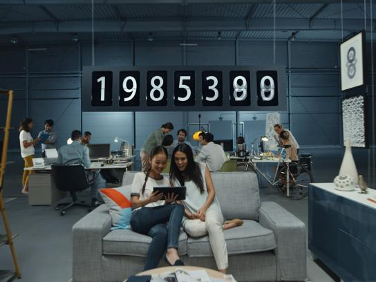 IBM Film Ad - Designed for start-ups
