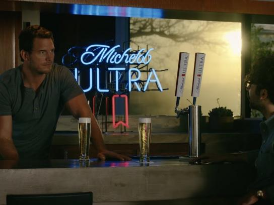 Michelob ULTRA Film Ad - The Perfect Fit