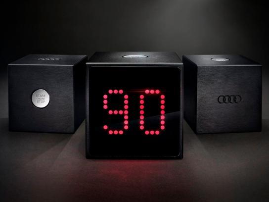 Audi Direct Ad -  Test drive cube