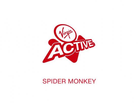 Virgin Active Audio Ad -  Spider Monkey