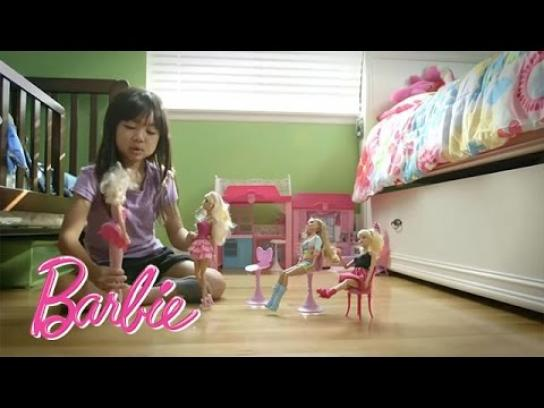 Mattel Digital Ad -  The Barbie Project