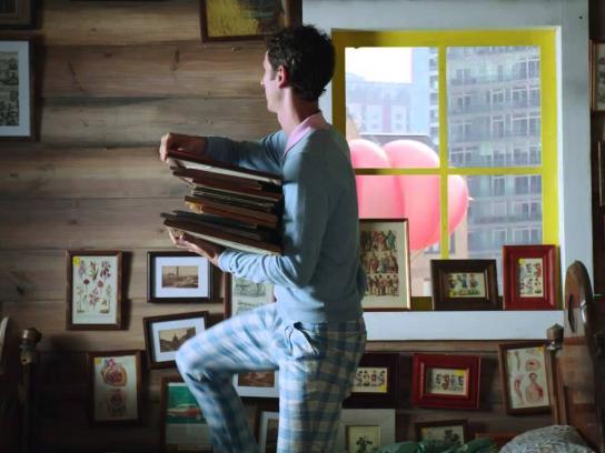 Pelephone Film Ad -  Cloud