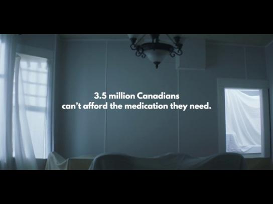 Canadian Labour Congress Film Ad - Judy and Gary's Story