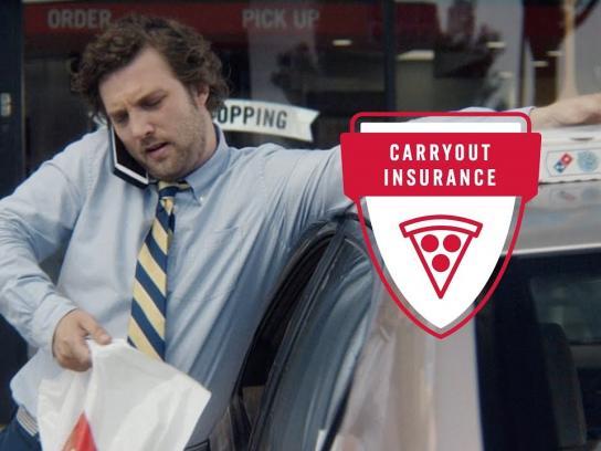 Domino's Pizza Film Ad - The Call