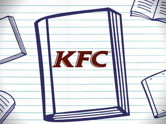KFC Ambient Ad -  WiFi test