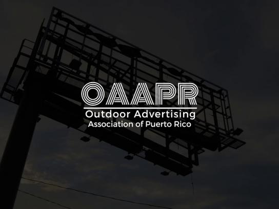 OAAPR Outdoor Ad - AidMedia