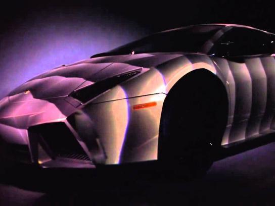 Lamborghini Ambient Ad -  The Lamborghini Project