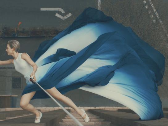 IOPE Film Ad - Air ballet