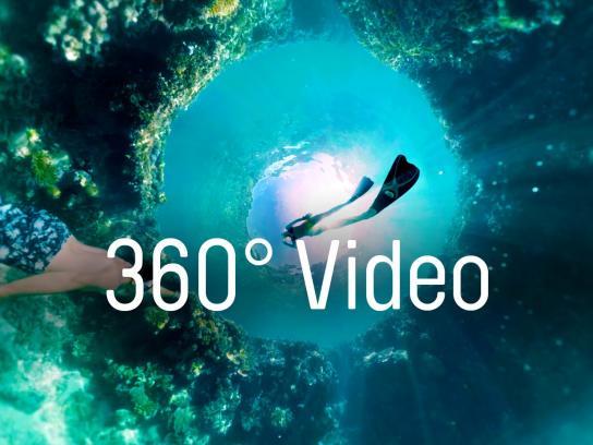 Qantas Digital Ad -  Visit Hamilton Island in 360-degree