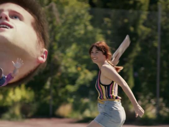 Airheads Film Ad - Tennis