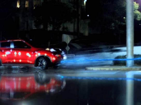 Nissan Film Ad -  Urban Thrill Rides