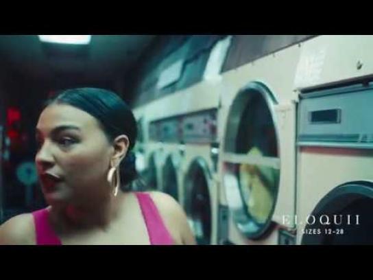 ELOQUII Digital Ad - Laundry Day