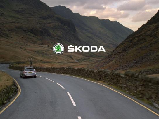 Skoda Film Ad - The climb
